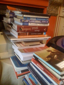 Sabbatical Reading Mountain