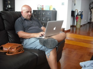 Blog, blog, blog...