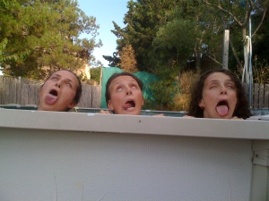 See no evil, hear no evil, speak no evil: otherwise known as 'the three monkeys'