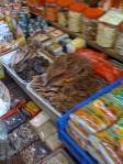 Dried Squid - feeling peckish?